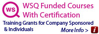 Intellisoft Training provides WSQ Funded Certification Courses for Employability Skills