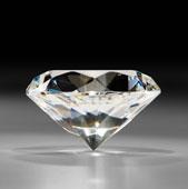 A High Quality, Low Grade Diamond