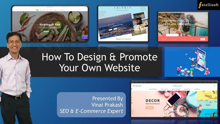 How To Design & Promote Your Own Website With WordPress