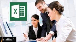 Advanced Excel training at Intellisoft Singapore