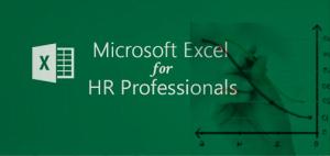 Excel for HR Professionals