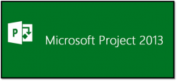 Microsoft Project 2013 practical hands-on training.