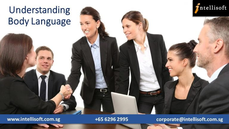 Understand Body Language to Impress People in Business