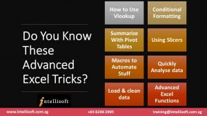 Do You Know These Advanced Excel Tricks?