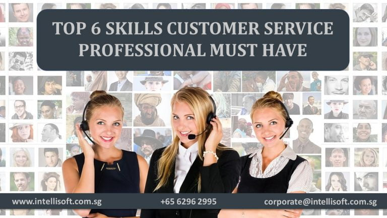 The 6 Must Have Skills For Ultimate Customer Service