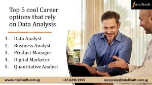 Top Career options that rely on Data Interpretation and Analysis