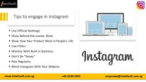 Tips to engage in Instagram