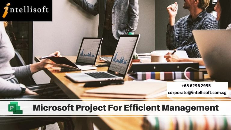 Features of Microsoft Project