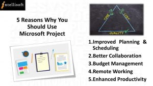 5 Reasons Why You Should Learn Microsoft Project