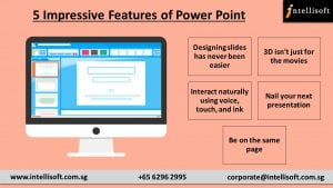 5 important Feature of PowerPoint