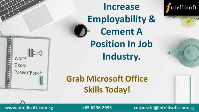 Microsoft Office Training in Singapore