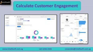 Learn to Calculate Customer Engagement With Insights at Intellisoft Singapore